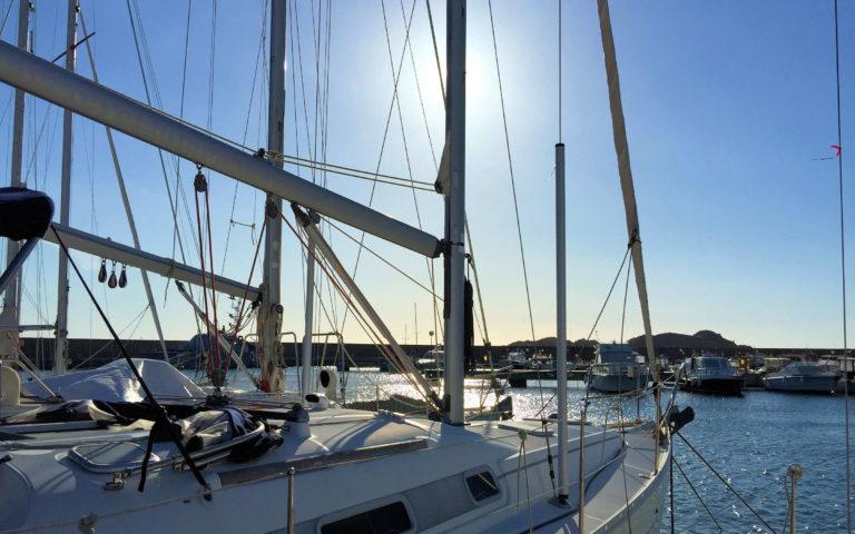 Sardegna corsi di vela