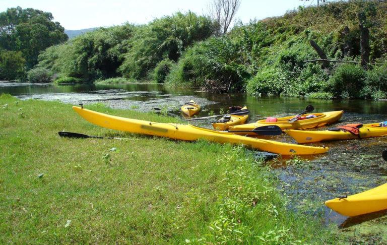 sardegna escursioni canoa