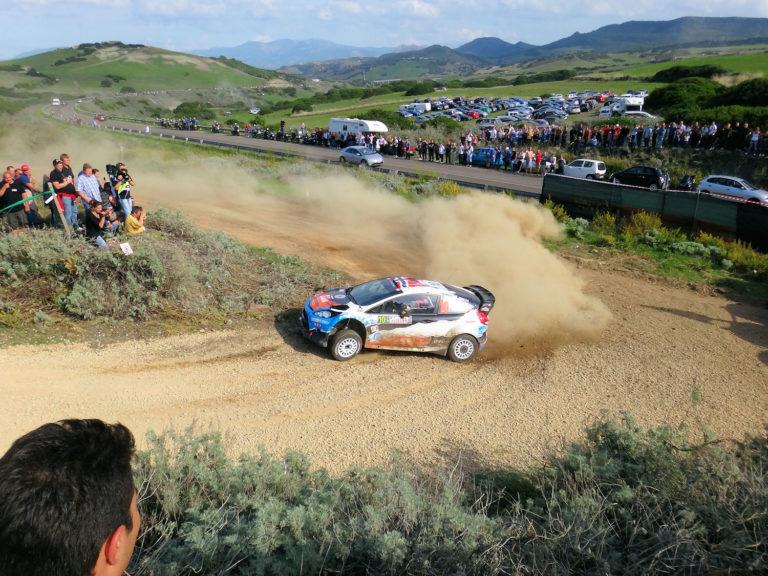 Rallye Italien Sardinien 2019
